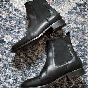 Frye Melissa Short Chelsea Boots